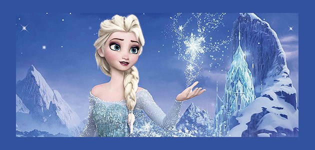 Elsa, the Snow Queen, Frozen
